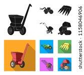 motoblock and other...   Shutterstock .eps vector #1158046906