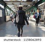 edinburgh  uk   circa june 2018 ... | Shutterstock . vector #1158062893