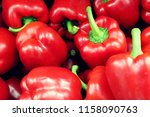A Bunch Of Red Peppers