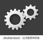 set service icons image of... | Shutterstock .eps vector #1158094456