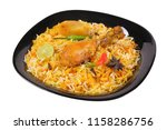isolated top view of indian... | Shutterstock . vector #1158286756