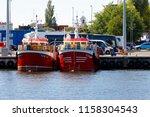 kolobrzeg  poland   june 06 ...   Shutterstock . vector #1158304543