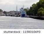 kolobrzeg  poland   june 12 ...   Shutterstock . vector #1158310693