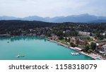 villach  austria   12 jun 2018. ... | Shutterstock . vector #1158318079