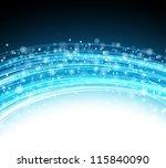 abstract banner | Shutterstock .eps vector #115840090