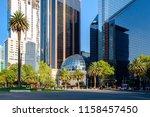 mexico city mexico   july 18... | Shutterstock . vector #1158457450