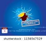 calendar events of september  ... | Shutterstock .eps vector #1158567529