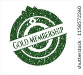 green gold membership with... | Shutterstock .eps vector #1158572260