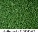 artifical turf texture... | Shutterstock . vector #1158585679