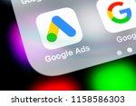 sankt petersburg  russia ... | Shutterstock . vector #1158586303