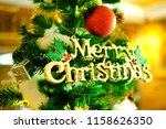 luxury interior of restaurant...   Shutterstock . vector #1158626350