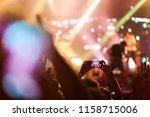 use advanced mobile recording ... | Shutterstock . vector #1158715006
