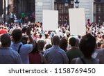 Protesting Demonstration...