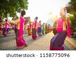 chiang mai  thailand   16 may... | Shutterstock . vector #1158775096