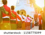chiang mai  thailand   16 may... | Shutterstock . vector #1158775099