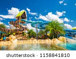 usa. florida. orlando. august... | Shutterstock . vector #1158841810