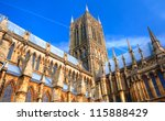 Vibrant Hdr Image Of Lincoln...