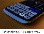 answer key of a scientific... | Shutterstock . vector #1158967969