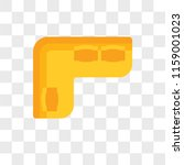 couch vector icon isolated on... | Shutterstock .eps vector #1159001023