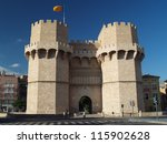 Serranos Towers. A View Of The...