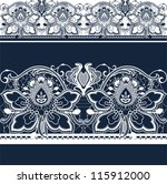 all elements and textures are... | Shutterstock .eps vector #115912000