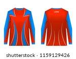 templates of sportswear designs ...   Shutterstock .eps vector #1159129426