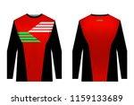 templates of sportswear designs ...   Shutterstock .eps vector #1159133689