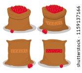 vector illustration for bags... | Shutterstock .eps vector #1159137166