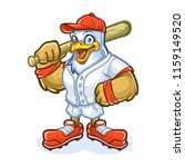 eagle sport design vector | Shutterstock .eps vector #1159149520