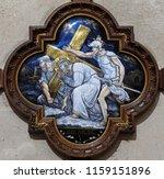 paris  france   january 05  5th ...   Shutterstock . vector #1159151896