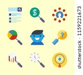 seo icons set. networking  ui ...