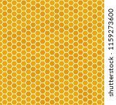orange seamless honey combs...   Shutterstock .eps vector #1159273600