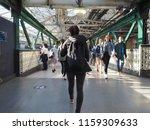edinburgh  uk   circa june 2018 ... | Shutterstock . vector #1159309633