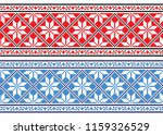 black  red and blue colors... | Shutterstock .eps vector #1159326529