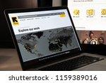 milan  italy   august 15  2018  ... | Shutterstock . vector #1159389016