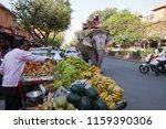 jaipur  india   march 14  fruit ... | Shutterstock . vector #1159390306