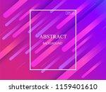 minimal geometric abstract... | Shutterstock .eps vector #1159401610