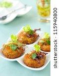 Thai Food Fried Fish Cake  Tod...