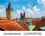 Gulls Over Prague Chimes And...