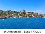 kekova island  antalya turkey.... | Shutterstock . vector #1159477279