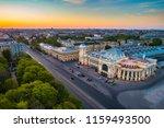 saint petersburg. vitebsk... | Shutterstock . vector #1159493500