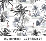 beautiful botanical vector... | Shutterstock .eps vector #1159503619