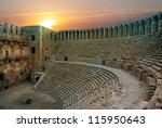 Aspendos Amphitheater  Antalya...
