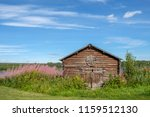 view from pajala in northern... | Shutterstock . vector #1159512130