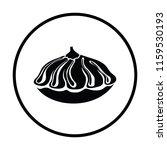bush pumpkin icon. thin circle...   Shutterstock .eps vector #1159530193