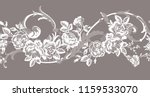 lace seamless pattern   Shutterstock .eps vector #1159533070