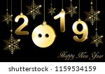 greeting card with the new year ...   Shutterstock .eps vector #1159534159