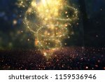 abstract and magical image of... | Shutterstock . vector #1159536946