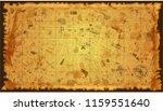 design vintage map city...   Shutterstock .eps vector #1159551640
