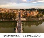 view of the bridge over the... | Shutterstock . vector #1159623640
